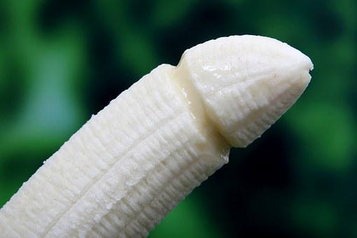 Banana, Breakfast, Colorful, Condom, Defend, Erotic