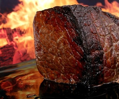 Abstract, Barbecue, Barbeque, Bbq, Beef, Thanksgiving