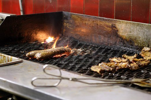 Abstract, Barbecue, Barbeque, Bbq, Beef, Burger