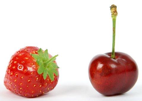 Berry, Black, Breakfast, Cherry, Closeup, Color