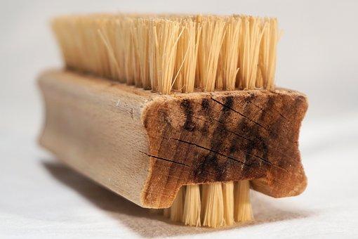 Brush, Hand Brush, Bristles, Scrub, Clean, Cleanliness