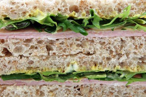 Appetite, Bread, Brown, Bun, Calories, Catering