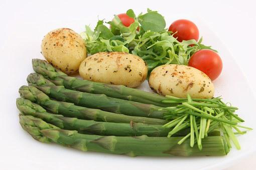 Appetite, Asparagus, Tomatoes, Calories, Catering