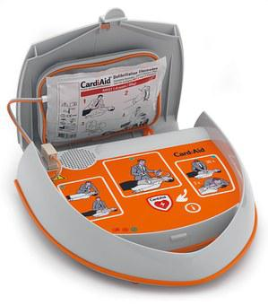 Semi-automatic, Aed, Defibrillator, Protection