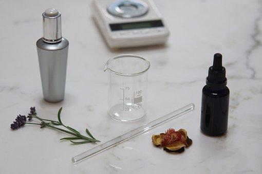 Glass Rod, Stir Rod, Miron Glass, Beaker, Flask