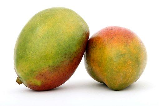 Food, Fresh, Fruit, Good, Green, Healthy, Mango