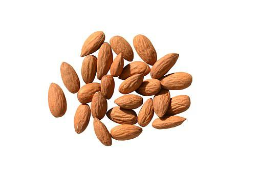 Almond, Healthy Eating, Food, Products, Nuts, Brown
