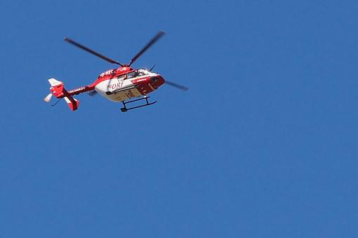 Helicopter, Medicopter, Rescue Helicopter, Air Rescue