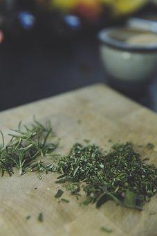 Thyme, Spice, Herbs, Kitchen Herb, Herb, Kitchen Spice