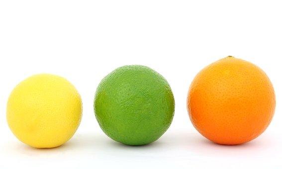 Food, Fresh, Fruit, Healthy, Lemon, Lime, Natural