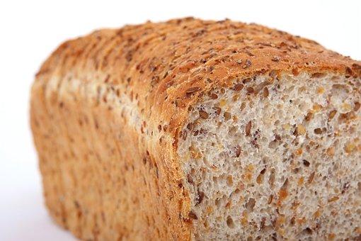 Baked, Bread, Brown, Fiber, Food, Fresh, Loaf, Nuts