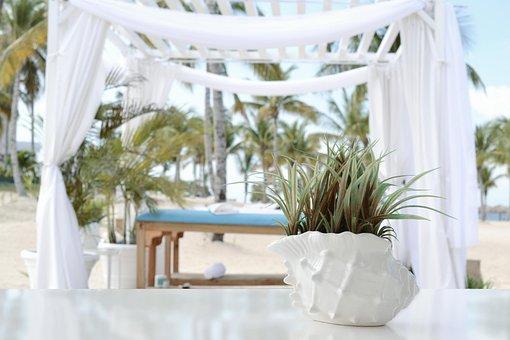 Massage, Beach, Resort, Relaxation, Relax, Care