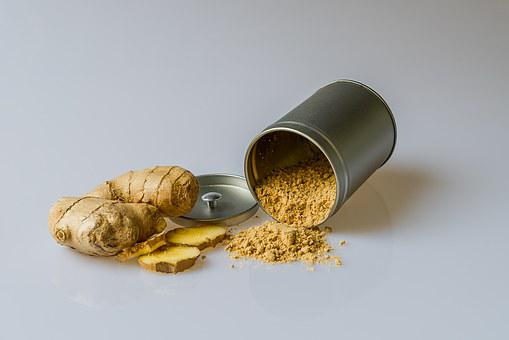 Ginger, Plant, Asia, Rhizome, Kitchen, Spice