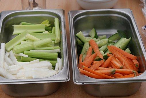Vegetable, Raw Vegetables, Health, Healthy, Celery