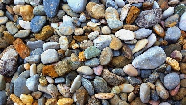 Stone, Rock, Nature, Sky, Mountain, Summer, Water