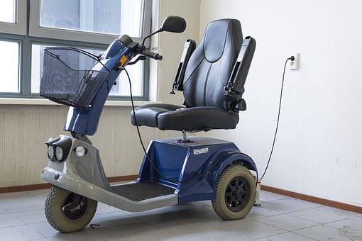 Mobility Scooter, Disabled, Mobility, Wmo, Get Involved