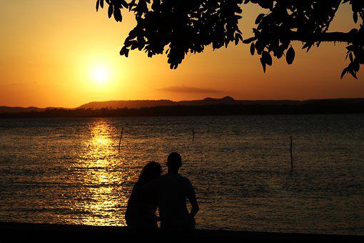 Sunset, Casal, Afternoon