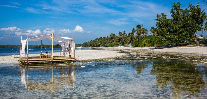Philippines, Beach, Boracay, Banita, Tour, Water