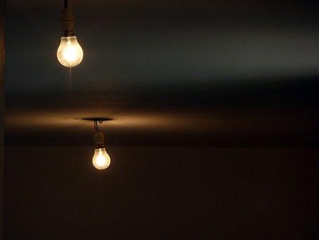 Bulb, Light, Ceiling, Interior, Electricity, Lighting