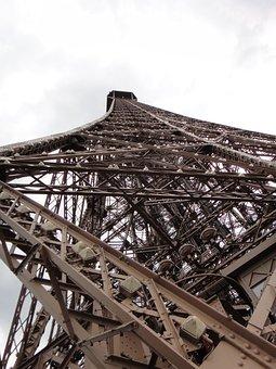 Paris, Eiffel Tower, Torrifel, Landmark