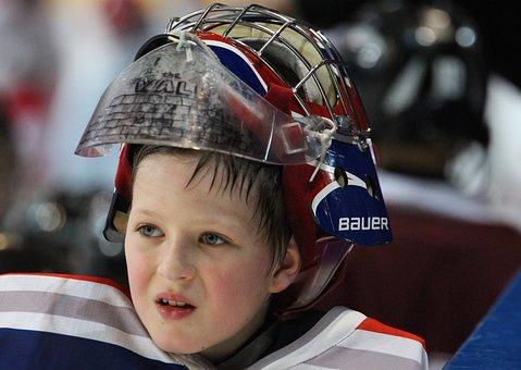 Player, Goalie, Goal, Hockey, Hockey Player, Emotion