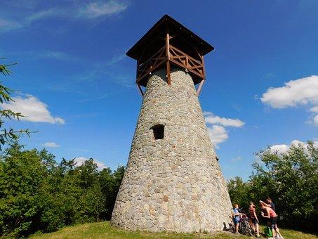 Lookout, Bobovec, Stará Bystrica, Kysuce, Slovakia