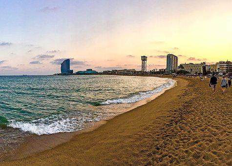 Barcelona, Beach, Spain, Madrid, City, Holiday, Homes
