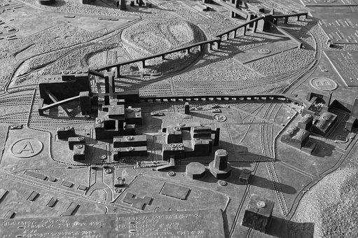 Zollverein, Bill, Industrial Heritage, Monument, Mine