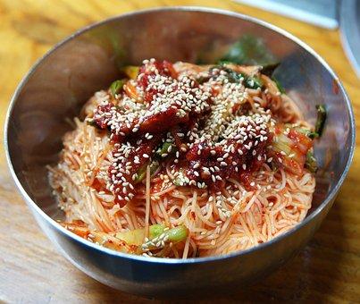 Bibim Guksu, Non-beam If, Korean Food