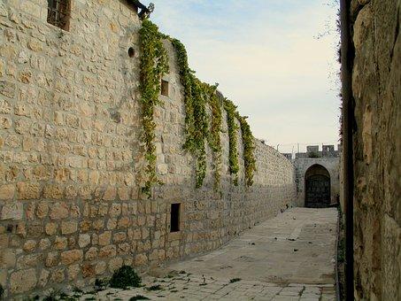 Jerusalem, Wall, Old, Architecture, Historical, Jewish