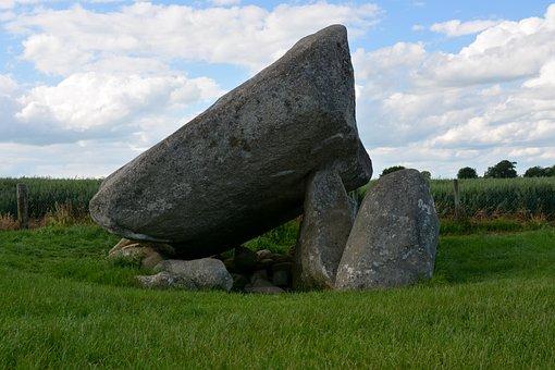 Religion, Gravesite, Brown Hill, Ireland, Prehistoric