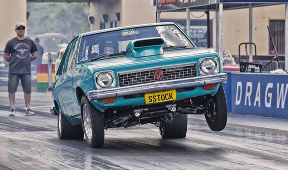 Drag, Car, Speed, Racing, Power, Club, Auto