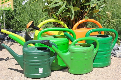 Watering Cans, Water Flowers, Watering Can, Water