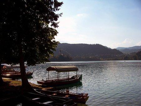 Lake Bled, Karawanken, Slovenia, Alpine Hiking