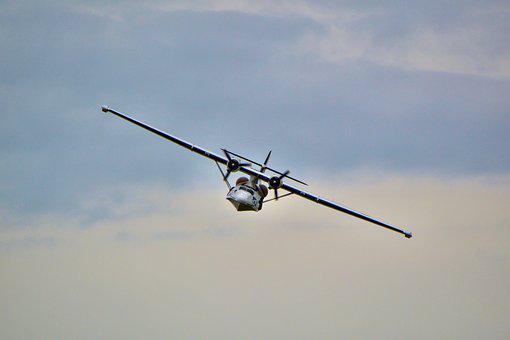 Catalina Flying Boat, Catalina, Flyingboat