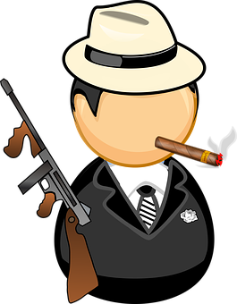 Chicago, Cigar, Comic Characters, Crime, Criminal