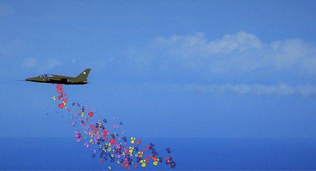Harmony, Flyer, Friendship, Peace Dove, Freedom, Fly