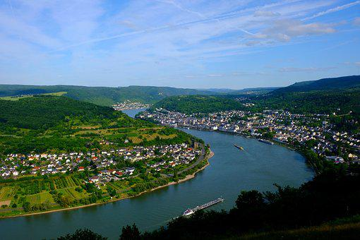 Middle Rhine Valley, Middle Rhine, Weltkulturebe