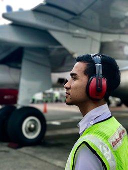 Man, Technician, Work, Mechanic, Maintenance