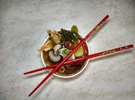 Kitchen, Tom Yam, Thai Kitchen