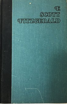 F, Scott Fitzgerald, Vintage Book, Classic Literature