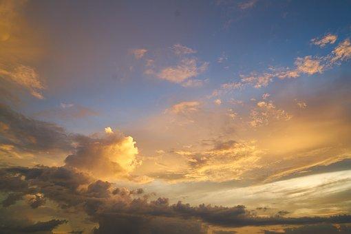 Cloud, Air, Sky, Nature, Background, Beautiful