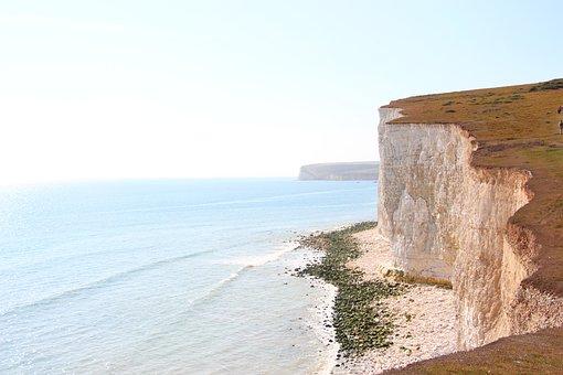 Beechcraft Corner, Sea, Cliff