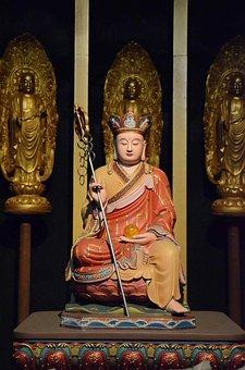 Mercy, Buddha Statues, Taiwan