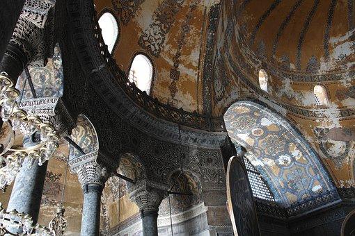 Hagia Sophia, Cami, Church, Photo, Turkey, Istanbul