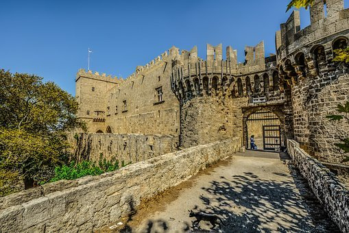 Castle, Knights, Malta, Island, Fortress, Old, Tower