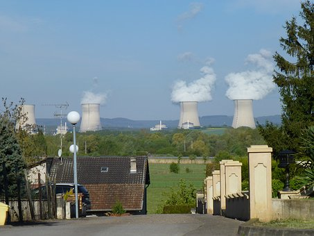 The Npp, Cattenom, Moselle