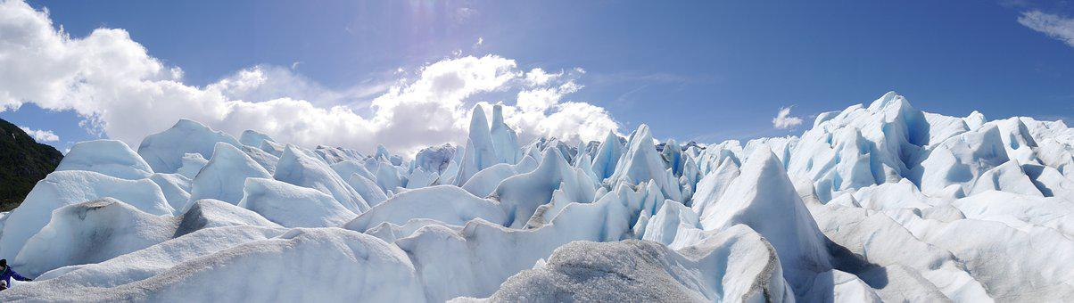 Glaciar, Perito Moreno, Ice Formation, Patagonia