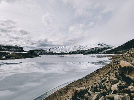 Lake, Mountains, Mountain Lake, Nature, Water