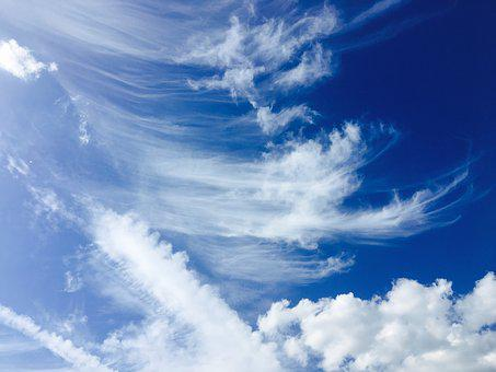 Cirrus, Cloud, Weather, Storm, Nature, Summer, Winter